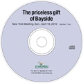 The Priceless Gift of Bayside CD